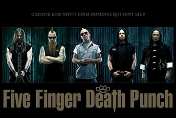 Five Finger Death Punch: Remember Everything (Video Clip)