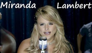 Miranda Lambert: Only Prettier (Video Clip)