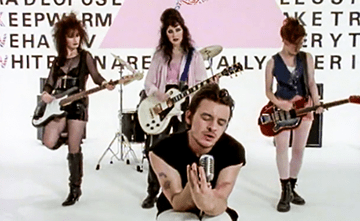 Manic Street Preachers: Little Baby Nothing (Video Clip)