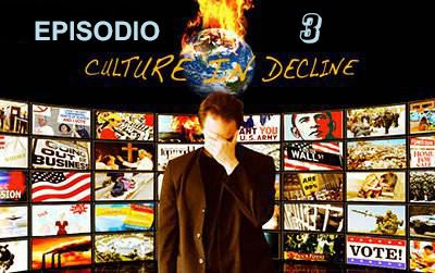 """Culture In Decline: Episodio 3 """"Disturbo Da Vanità Consumistica"""""""