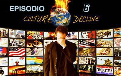 """Culture In Decline: Episodio 6 """"Racconto Di Due Mondi"""""""