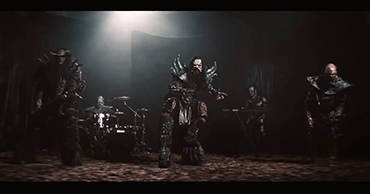 Lordi: Scare Force One (Video Clip)
