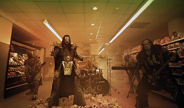 Lordi: The Riff (Video Clip)