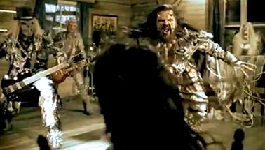 Lordi: Blood Red Sandman (Video Clip)