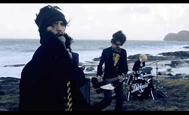 The Darkness: Open Fire (Video Clip)