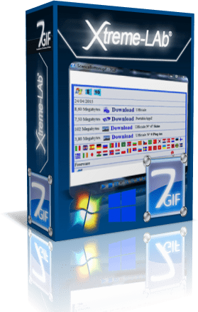 7GIF v1.2.0.1280 Windows Portable e Setup