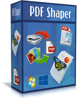 PDF Shaper v8.6.0 Windows Portable e Setup