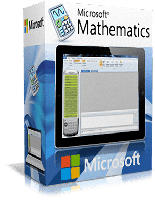 Microsoft Mathematics v4.0.0325 Windows Portable Italiano-English-Russian