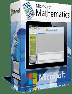 Microsoft Mathematics v4.0.0325 Portable