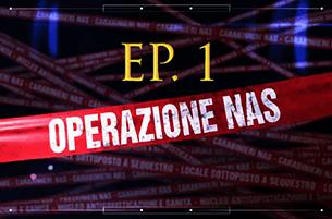 Carabinieri: Operazione NAS (Video Episodio 1 - 2018)