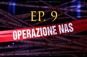 Carabinieri: Operazione NAS (Video Episodio 9 - 2018)