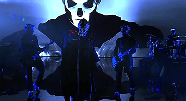Ghost: He Is Live Grammis (Video Clip)