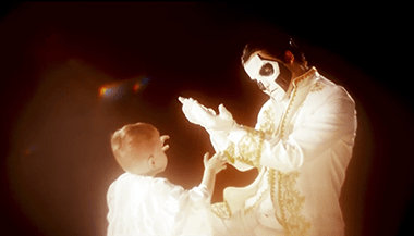 Ghost: He Is (Video Clip)