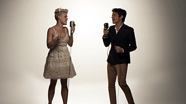 Pink: Just Give Me A Reason Feat. Nate Ruess (Video Clip)