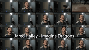 Jared Halley: Imagine Dragons (Video Clip)