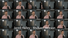 Jared Halley – Michael Jackson (Video 2018)