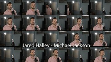 Jared Halley: Michael Jackson (Video Clip)