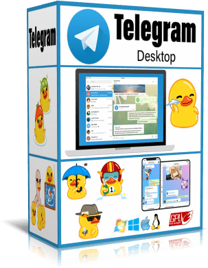 Telegram v2.6.1 Portable