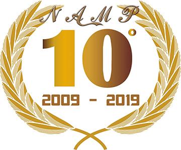 Oggi 10 Anni Di NAMP: Grazie!