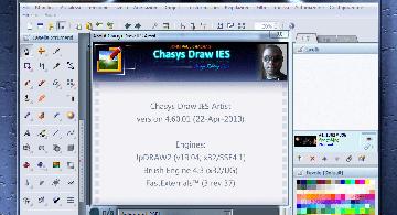 Chasys Draw IES: Parlerà Italiano