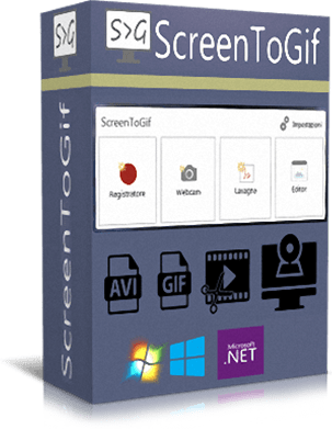 ScreenToGif v2.29.1 Portable
