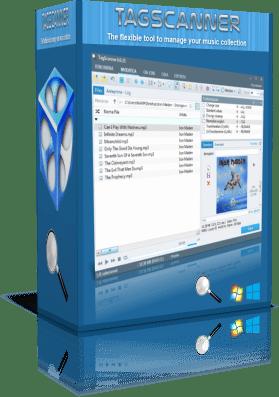 TagScanner v6.1.4 Portable