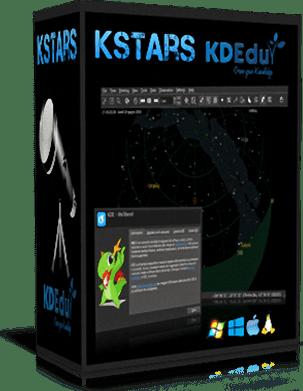 KStars v3.5.0 Portable