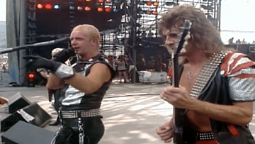 Judas Priest: Diamonds And Rust Live 1983 (Video Clip)