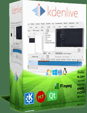 kdenlive v21.04.0 Portable