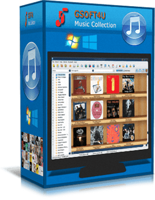 GSoft4U Music Collection v3.2.4.2 Portable