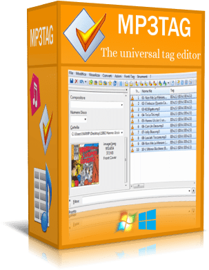 Mp3tag v3.0.3 Portable