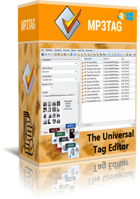 Mp3tag v3.01.0 Portable