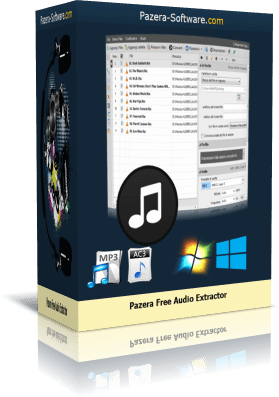 Pazera Audio Extractor v2.10.0 Portable