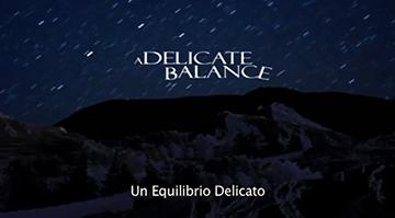 Un Equilibrio Delicato (Documentario 2008)