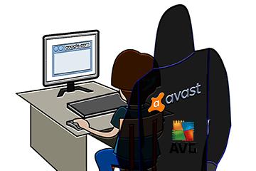 Avast e AVG: Fuoriclasse Nel Vendere I Tuoi Dati