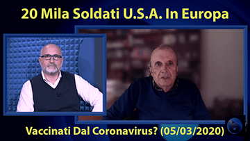 ByoBlu: Invasione Di 20 Mila Soldati U.S.A. In Europa (Video 2020)