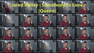 Jared Halley: Somebody To Love (Video Clip)