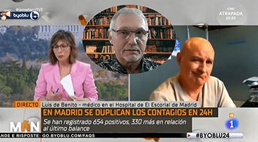 ByoBlu: I Media Creano La Pandemia (Video 2020)