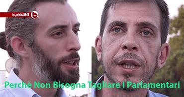 ByoBlu: Arnaldo Vitangeli - No Taglio Parlamentari (Video 2020)