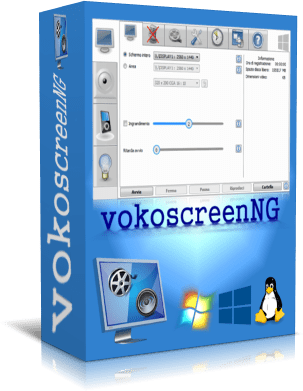 vokoscreenNG v3.0.7 Portable