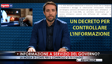 ByoBlu: Soldi Ai Media Per Controllare Informazioni (Video 2020)