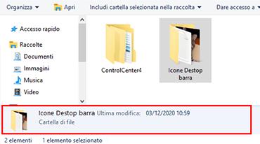 OldNewExplorer v1.1.9 Setup - Barra Anteprima Risorse