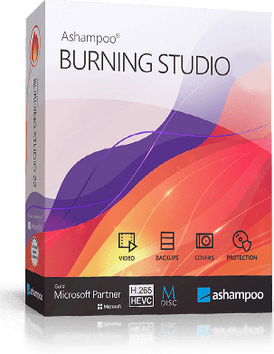 Ashampoo Burning Studio v22.0.0.21 Portable
