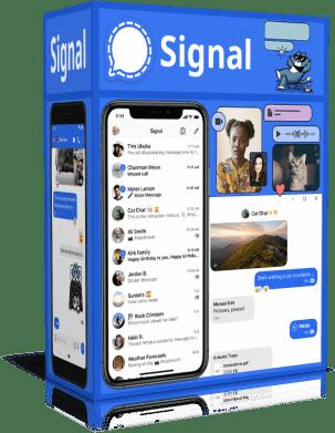 Signal v1.40.1 Portable