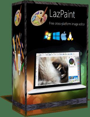 LazPaint v7.1.6 Portable