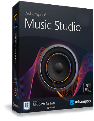 Ashampoo Music Studio v8.0.4 Portable