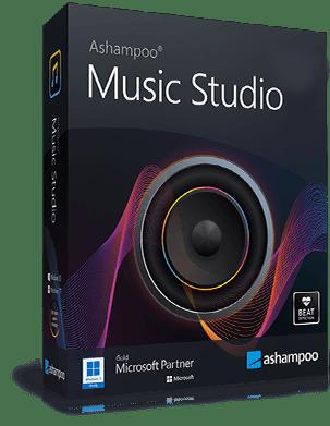 Ashampoo Music Studio v8.0.4 Portable