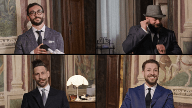 Intervista Quadrupla Gentlemen (Video 2021)