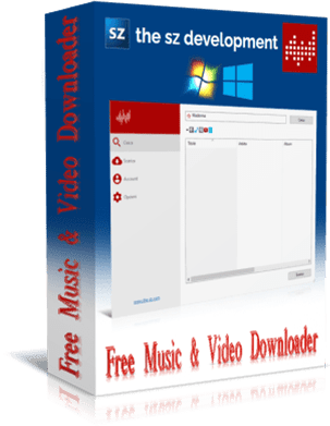 Free Music & Video Downloader v2.60 Portable