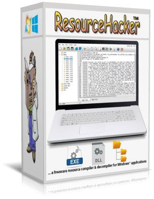 Resource Hacker v5.1.8 Portable